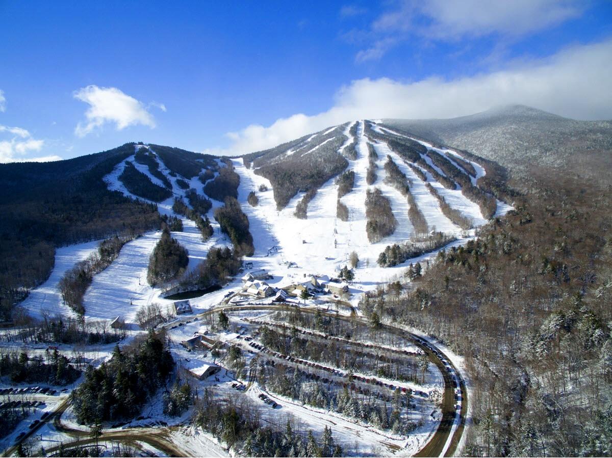 Waterville Valley Ski Resort - New Hampshire