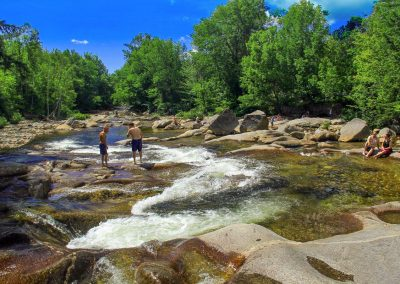 Cascade Falls - Woodstock NH