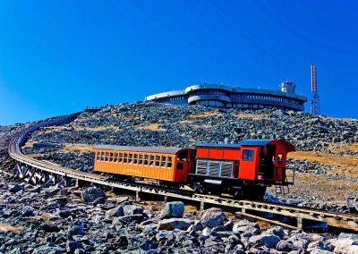 Mountain Washington Cog Railway