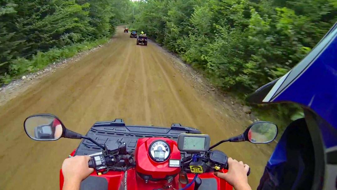 Jericho Mountain State Park - ATV Trails