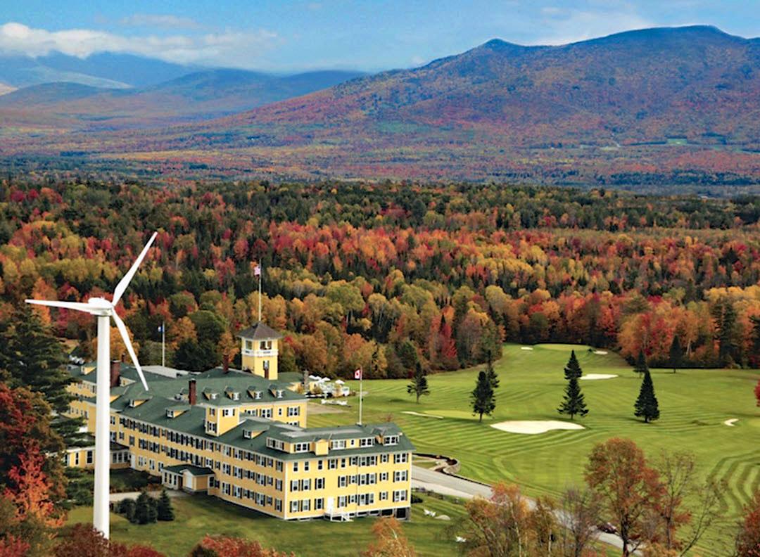 White Mountains Area Golf Course Mountain View Grand Resort Golf Course