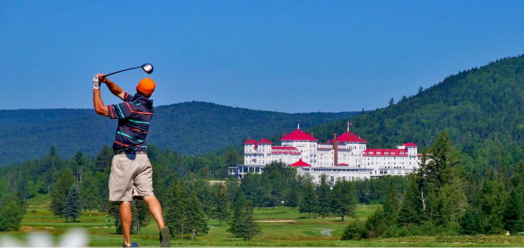 White Mountains Area Golf Course Omni Mount Washington Golf Club