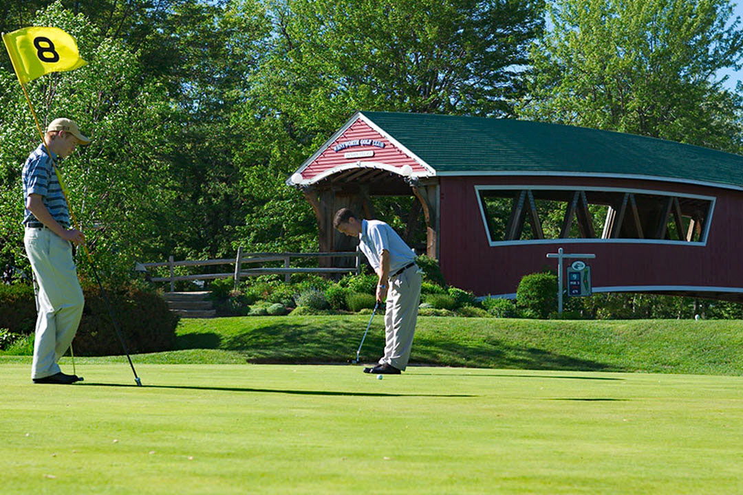 White Mountains Area Golf Course Wentworth Golf Club